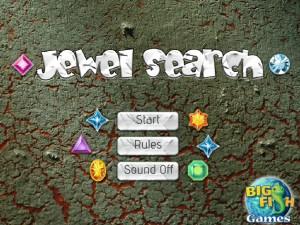 Онлайн игра Поиск кристалла  (JEWEL SEARCH) (изображение №5)