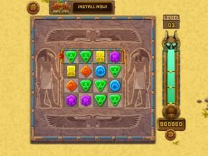 Онлайн игра Проклятие Драгоценных камней (Jewel Curse) (изображение №3)