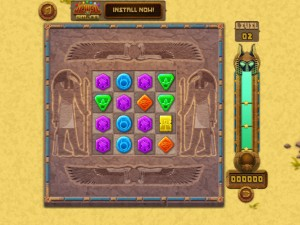 Онлайн игра Проклятие Драгоценных камней (Jewel Curse) (изображение №4)