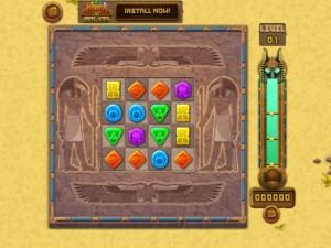 Онлайн игра Проклятие Драгоценных камней (Jewel Curse) (изображение №5)