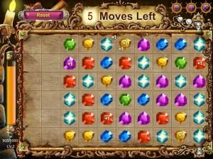 Онлайн игра Вторжение Камней (Gem Invasion) (изображение №1)