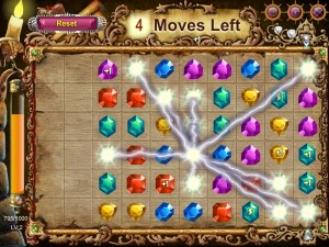 Онлайн игра Вторжение Камней (Gem Invasion) (изображение №2)