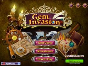 Онлайн игра Вторжение Камней (Gem Invasion) (изображение №6)