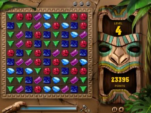 Онлайн игра Сокровища Майя (Mayan Treasure) (изображение №2)