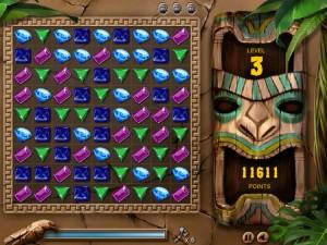 Онлайн игра Сокровища Майя (Mayan Treasure) (изображение №3)