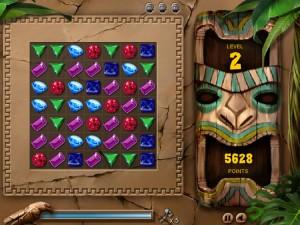 Онлайн игра Сокровища Майя (Mayan Treasure) (изображение №4)