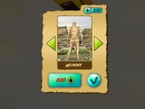Онлайн игра Гробница Рунер (Tomb Runner Mobile) (изображение №2)