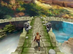 Онлайн игра Гробница Рунер (Tomb Runner Mobile) (изображение №4)