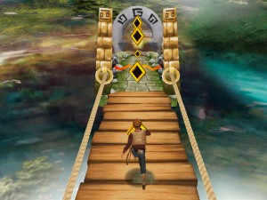 Онлайн игра Гробница Рунер (Tomb Runner Mobile) (изображение №5)