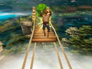 Онлайн игра Гробница Рунер (Tomb Runner Mobile) (изображение №7)