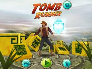 Онлайн игра Гробница Рунер (Tomb Runner Mobile) (изображение №1)