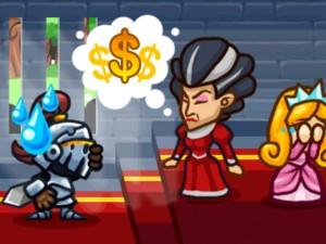 Онлайн игра Сокровища рыцаря  (Knight Treasure) (изображение №3)