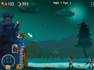 Онлайн игра 13 Ночей  (13 Nights) (изображение №7)