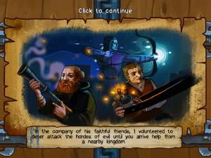 Онлайн игра 13 Ночей  (13 Nights) (изображение №4)