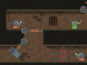 Онлайн игра Сломанный Рог в подземелье  (Broken Horn Mobile) (изображение №5)