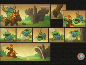 Онлайн игра Сломанный Рог в подземелье  (Broken Horn Mobile) (изображение №3)