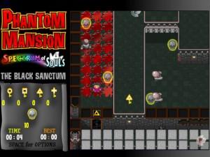 Онлайн игра Замок с привидениями 5 (Phantom Mansion 5 The Black Sanctum) (изображение №5)