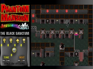 Онлайн игра Замок с привидениями 5 (Phantom Mansion 5 The Black Sanctum) (изображение №6)