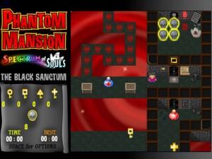Онлайн игра Замок с привидениями 5 (Phantom Mansion 5 The Black Sanctum) (изображение №7)