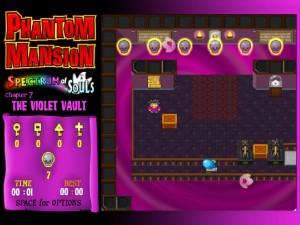 Онлайн игра Замок с привидениями 7 (Phantom Mansion Chpater 3 The Violet Vault) (изображение №5)