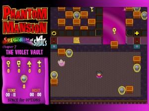Онлайн игра Замок с привидениями 7 (Phantom Mansion Chpater 3 The Violet Vault) (изображение №6)