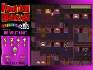 Онлайн игра Замок с привидениями 7 (Phantom Mansion Chpater 3 The Violet Vault) (изображение №7)