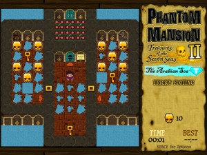 Онлайн игра Охота за сокровищами в Аравийском море (Phantom Mansion 2 The Arabian Sea) (изображение №5)