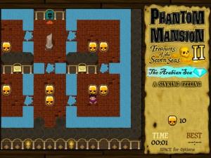 Онлайн игра Охота за сокровищами в Аравийском море (Phantom Mansion 2 The Arabian Sea) (изображение №6)