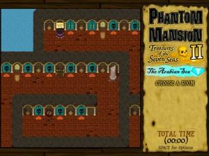 Онлайн игра Охота за сокровищами в Аравийском море (Phantom Mansion 2 The Arabian Sea) (изображение №3)