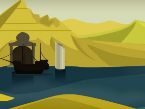 Онлайн игра Охота за сокровищами в Аравийском море (Phantom Mansion 2 The Arabian Sea) (изображение №2)