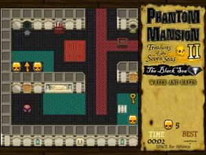 Онлайн игра Охота за сокровищами в Черном море (Phantom Mansion 2 The Black Sea) (изображение №4)