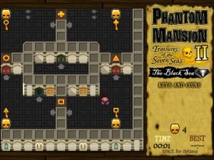 Онлайн игра Охота за сокровищами в Черном море (Phantom Mansion 2 The Black Sea) (изображение №5)