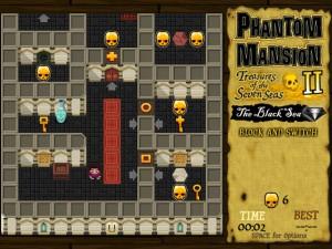 Онлайн игра Охота за сокровищами в Черном море (Phantom Mansion 2 The Black Sea) (изображение №6)