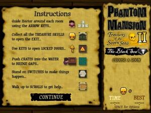 Онлайн игра Охота за сокровищами в Черном море (Phantom Mansion 2 The Black Sea) (изображение №8)