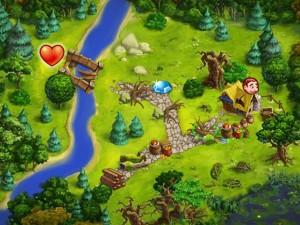 Онлайн игра Полцарства за принцессу (My Kingdom for the Princess) (изображение №1)