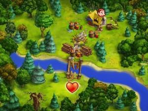 Онлайн игра Полцарства за принцессу (My Kingdom for the Princess) (изображение №4)