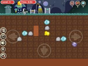 Онлайн игра Космический землекоп  (Astrodigger) (изображение №4)