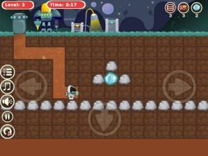 Онлайн игра Космический землекоп  (Astrodigger) (изображение №5)