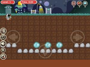 Онлайн игра Космический землекоп  (Astrodigger) (изображение №6)