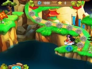 Онлайн игра Сокровища Азии  (Gem Legends) (изображение №5)