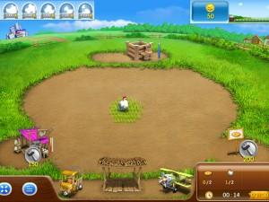 Онлайн игра Веселая ферма 2 (Farm Frenzy 2) (изображение №3)