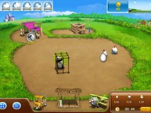 Онлайн игра Веселая ферма 2 (Farm Frenzy 2) (изображение №4)