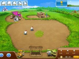 Онлайн игра Веселая ферма 2 (Farm Frenzy 2) (изображение №5)