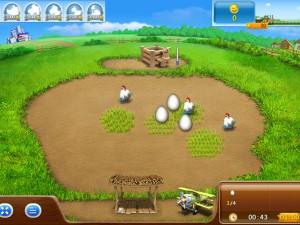Онлайн игра Веселая ферма 2 (Farm Frenzy 2) (изображение №7)