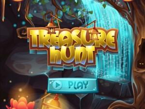 Онлайн игра ОХОТА ЗА СОКРОВИЩАМИ (Treasure Hunt) (изображение №2)