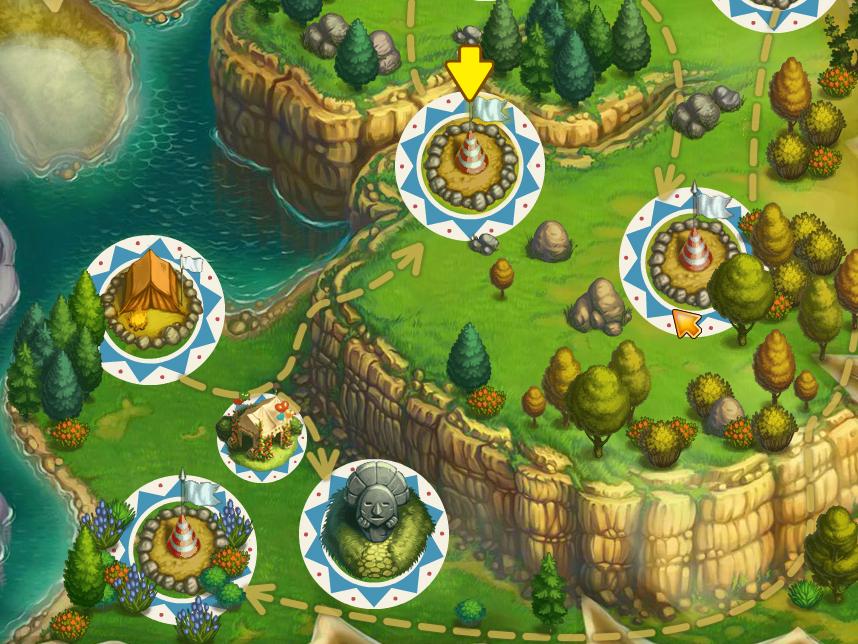 Клондайк и пропавшая экспедиция  Бесплатные онлайн игры