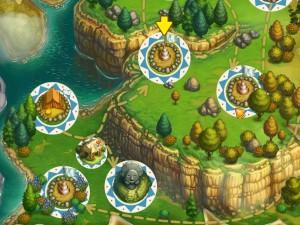 Онлайн игра Клондайк - Пропавшая экспедиция (Klondike) (изображение №9)