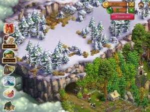 Онлайн игра Клондайк - Пропавшая экспедиция (Klondike) (изображение №5)