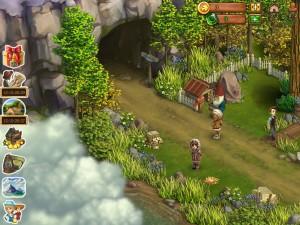 Онлайн игра Клондайк - Пропавшая экспедиция (Klondike) (изображение №3)