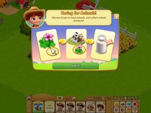 Онлайн игра Семейка Барн фермеры  (Family Barn) (изображение №3)